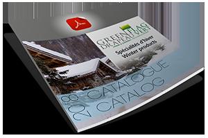 Catalogue Déglaçant 2018