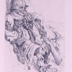 Otto Dix, la guerre qu'on ne veut pas voir