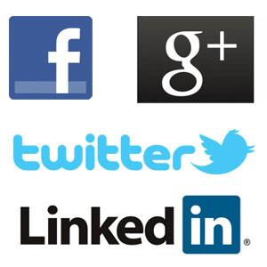 Médias sociaux à gogo