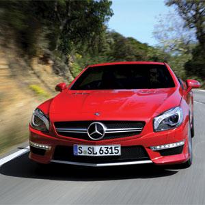 Mercedes-Benz SL63AMG Presque parfaite!