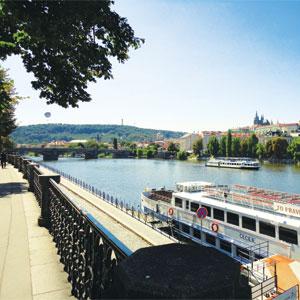 Prague, un voyage dans le temps