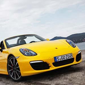 Porsche Boxster/Boxster S 2013:  Tout est dans la perfection