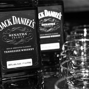 Jack Daniel's rend hommage à Frank Sinatra!