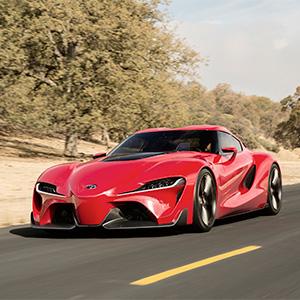 Toyota FT-1: Spectaculaire à souhait!