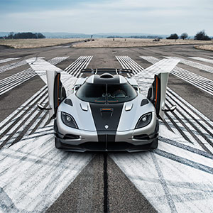 Koenigsegg - Plus qu'un «Supercar»