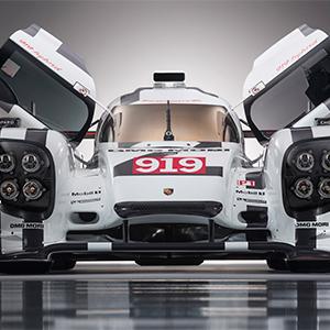 Porsche 919 Hybrid - Une légende est née