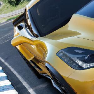 Corvette Z06 La plus performante de l'histoire de la marque.
