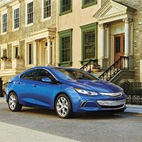 Chevrolet Volt: améliorée et plus homogène
