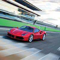 Ferrari 488 GTB Lignes spectaculaires et 670 chevaux