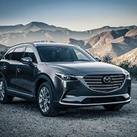 Mazda CX-9 Élégance et innovations