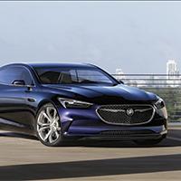 Buick vole la vedette à Detroit