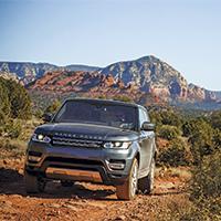 Range Rover Place au moteur diesel