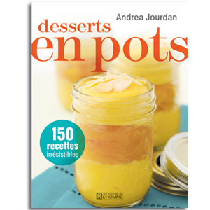 Desserts en pots