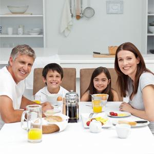 L'heure des repas en famille, plaisir ou cauchemar?
