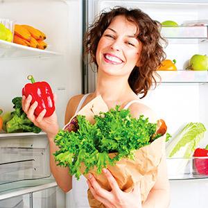 Manger VERT pour une santé optimale
