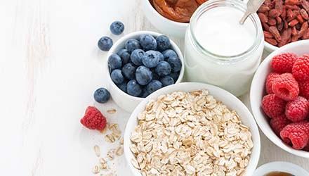 Acheter des aliments sains et savoureux