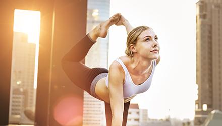 Yoga, la pratique du coeur