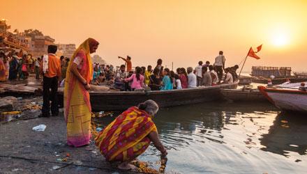 L'Inde du Nord - Ressourcement au cœur du sacré