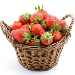 Les fraises enfin de retour!