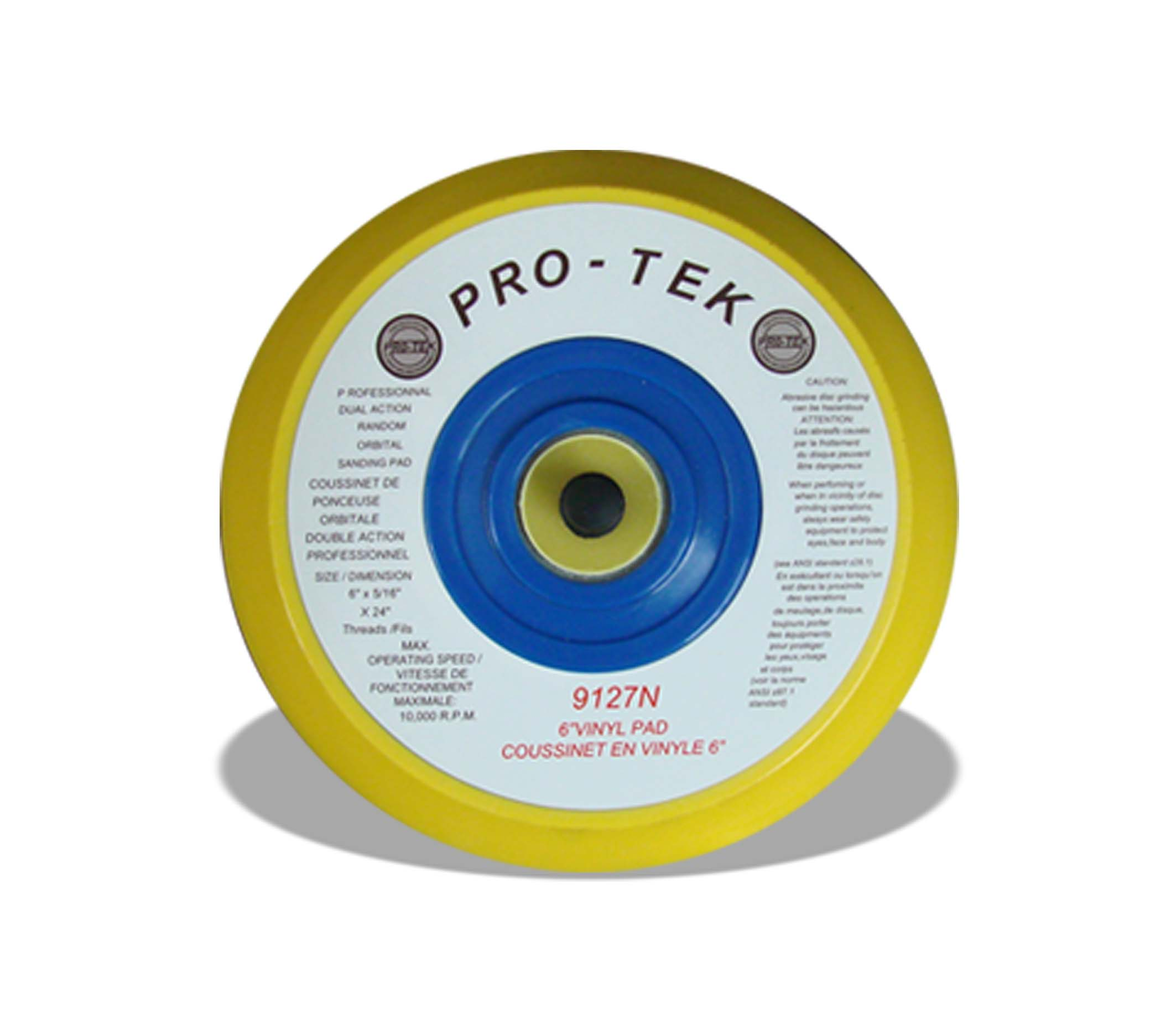 6 In Vinyl Pad Pro Teksprayequipment Com