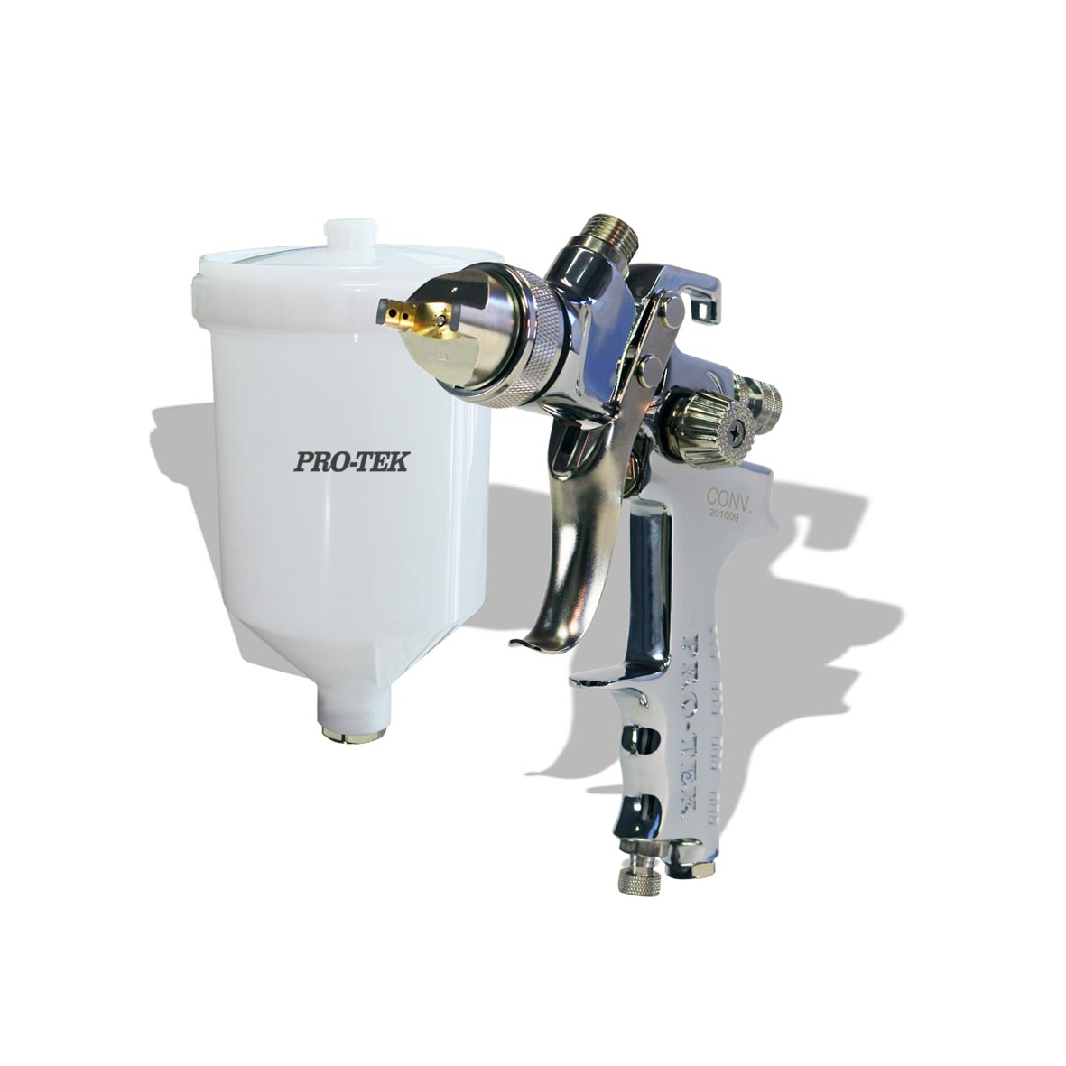 Pro Tek 2600 Gravity Spray Gun Pro Teksprayequipment Com