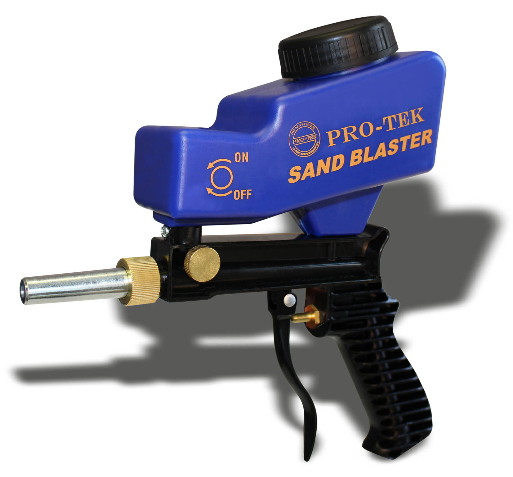 Gravity Sandblast Gun Pro Teksprayequipment Com