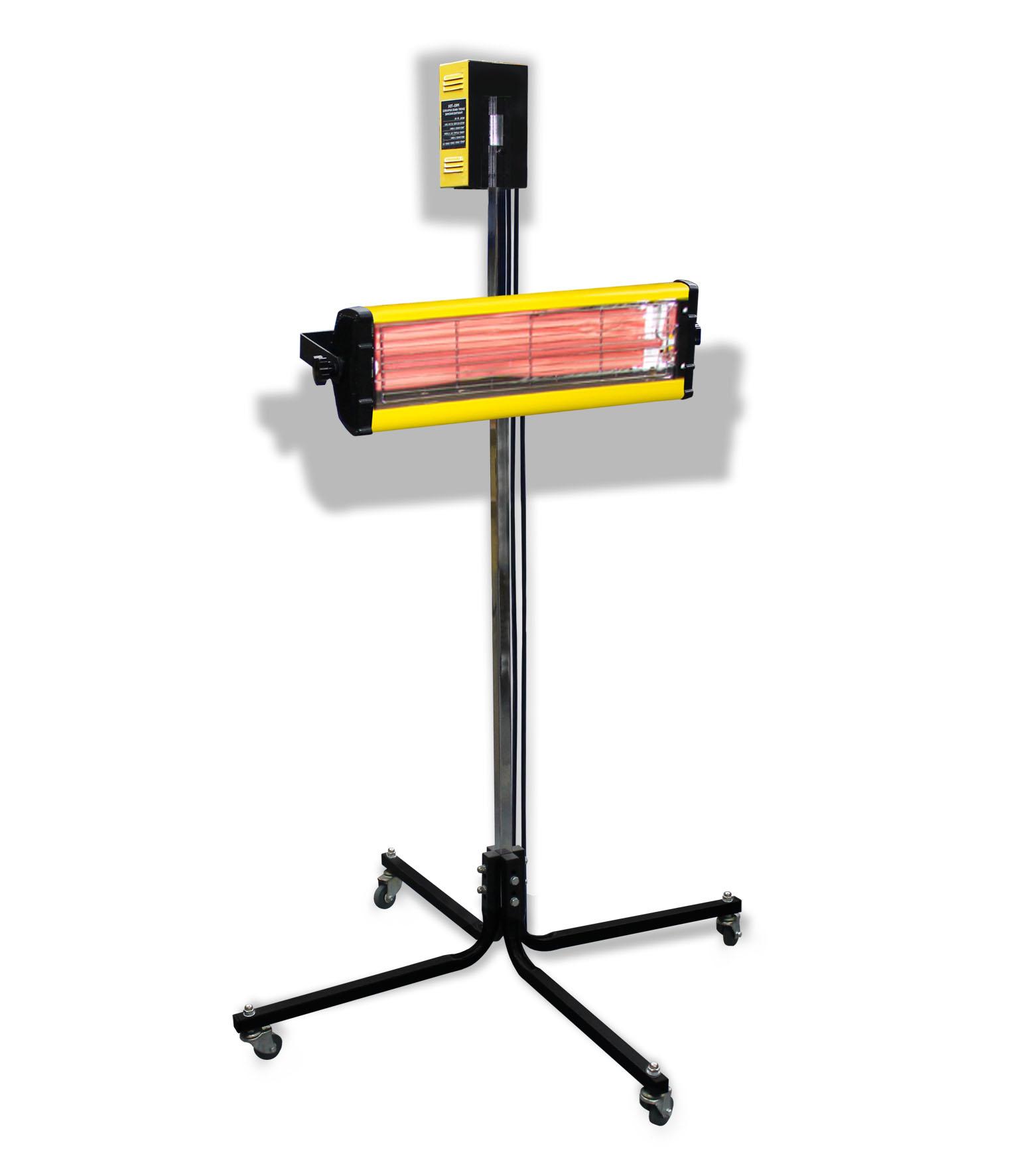Short Waves Infrared Lamp Pro Teksprayequipment Com