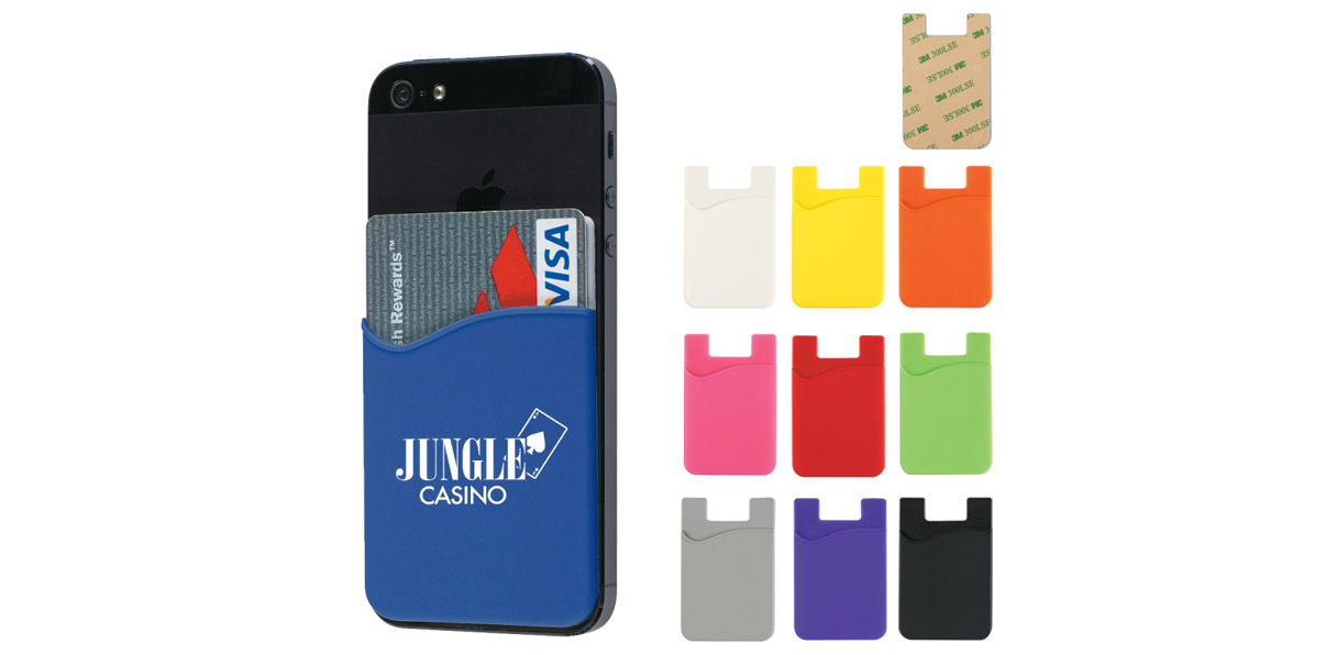 Porte Cartes En Silicone