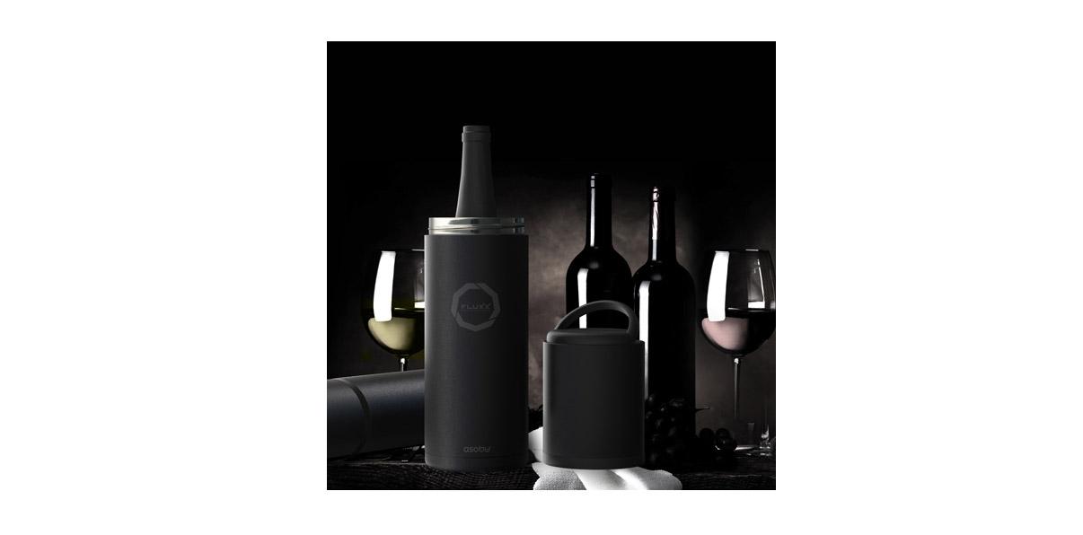 Refroidisseur � vin blanc portable