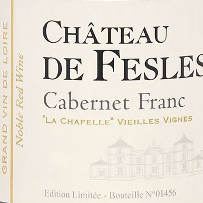 Ch�teau de Fesles �La Chapelle� Vieilles Vignes