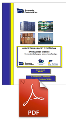 Guide d'emballage