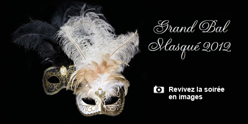 Grand Bal Bénéfice - 2012 - Masquerade Ball