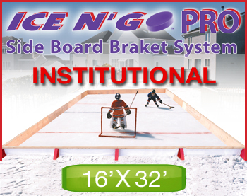 ICE N'GO PRO INSTITUTIONAL 16' X 32'