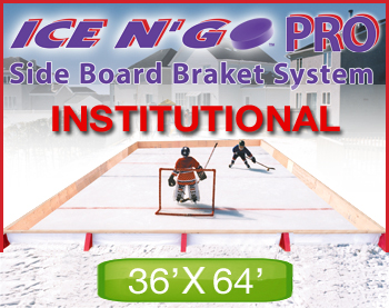 ICE N'GO PRO INSTITUTIONAL 36' X 64'
