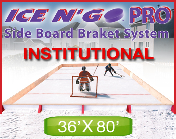 ICE N'GO PRO INSTITUTIONAL 36' X 80'