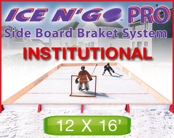 ICE N'GO PRO INSTITUTIONAL 12' X 16'