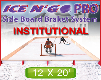 ICE N'GO PRO INSTITUTIONAL 12' X 20'