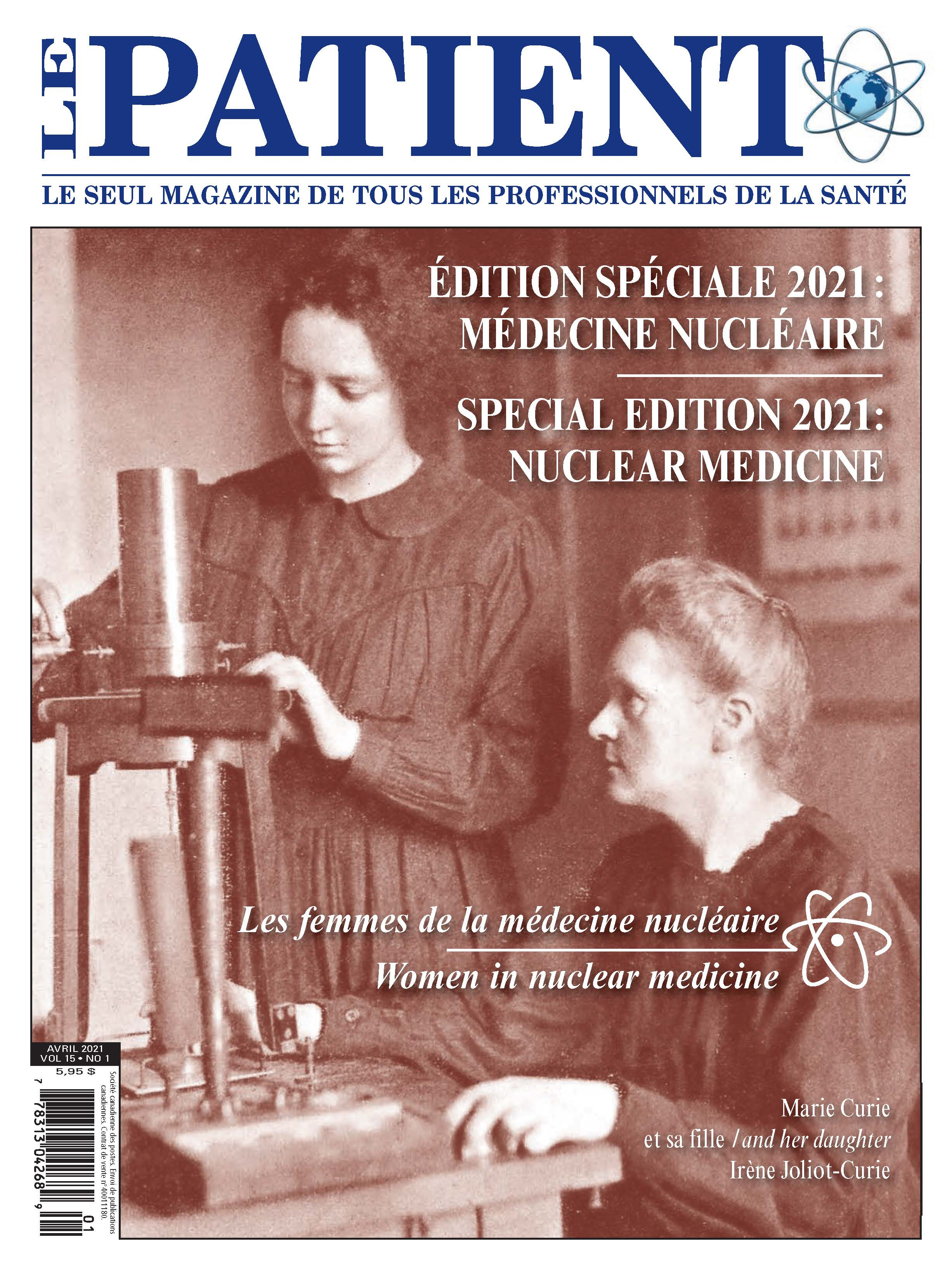 Couverture Le Patient