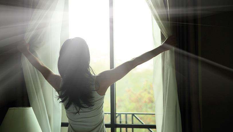 4 pratiques pour commencer la journée du bon pied et accueillir  lavie