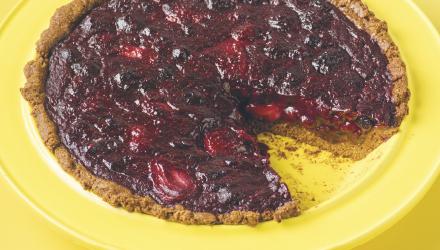 La Fée des champs (tarte aux fruits)