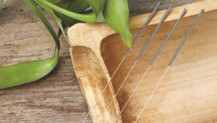 Démystifier, l'acupuncture