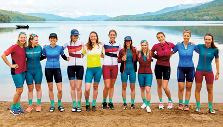 Peppermint BikeFest: Cyclisme au féminin