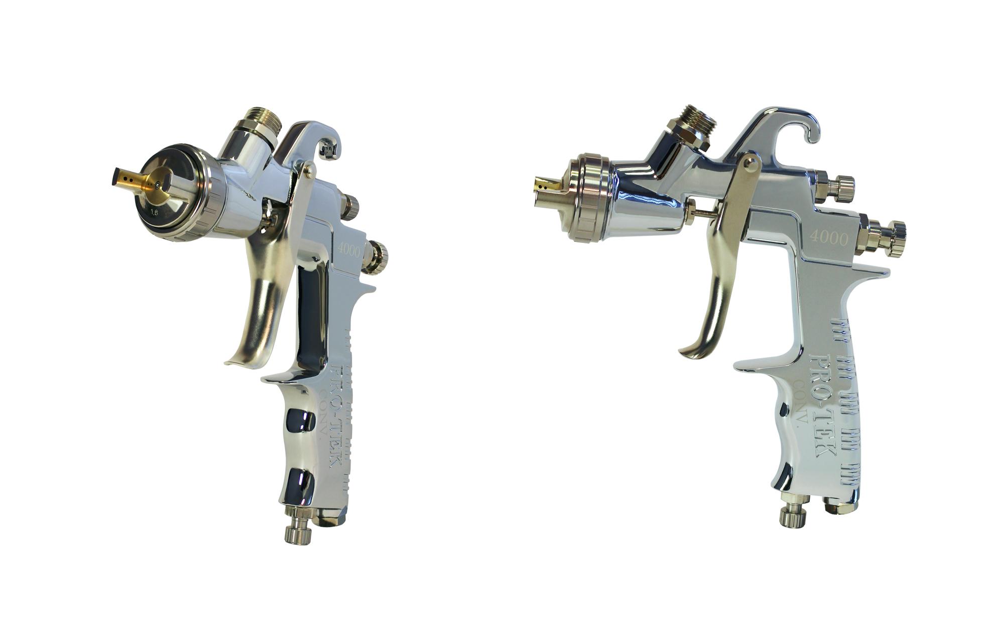 Pro Tek 4000g Gravity Spray Gun