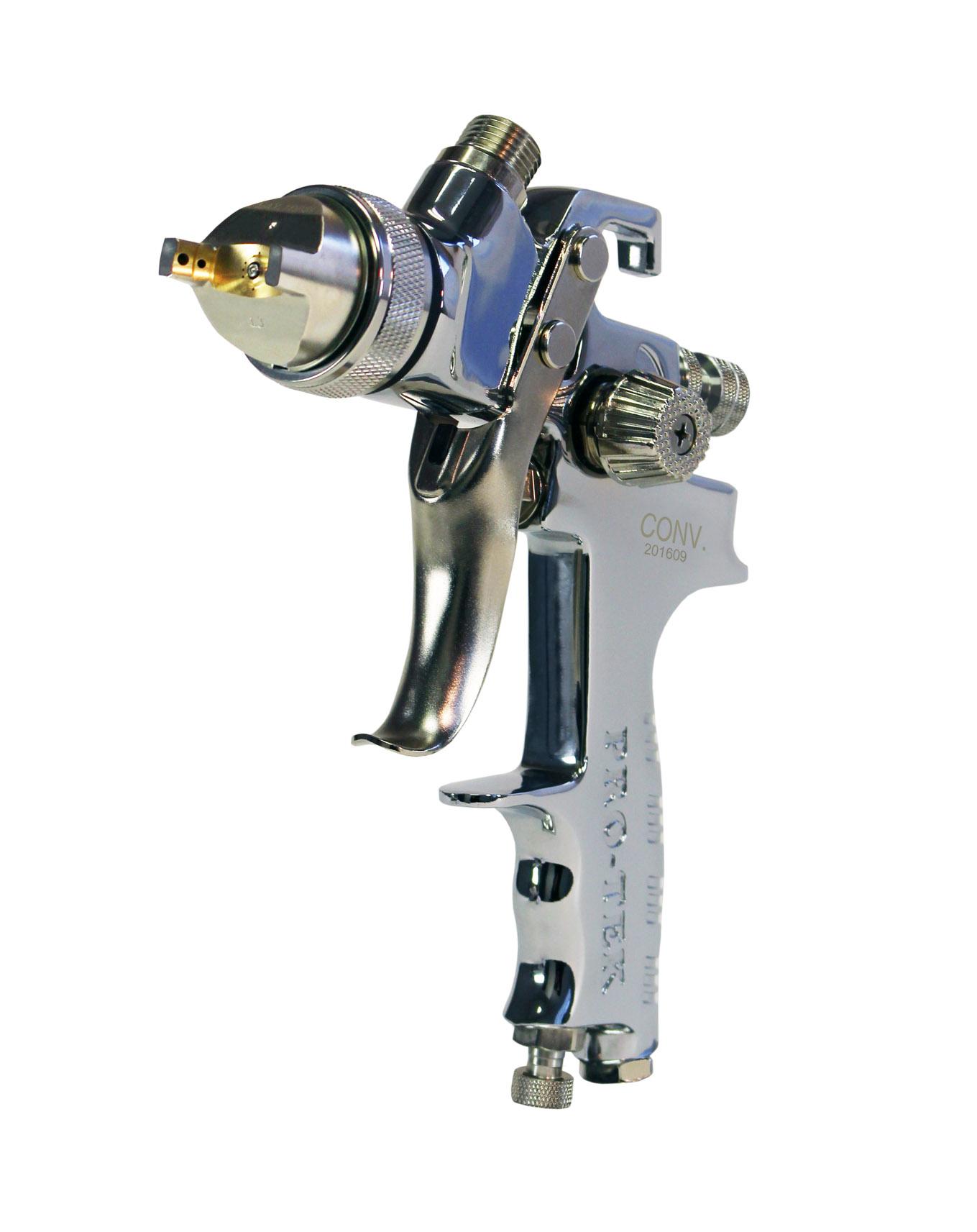Pro Tek 2660 Hvlp Gravity Spray Gun