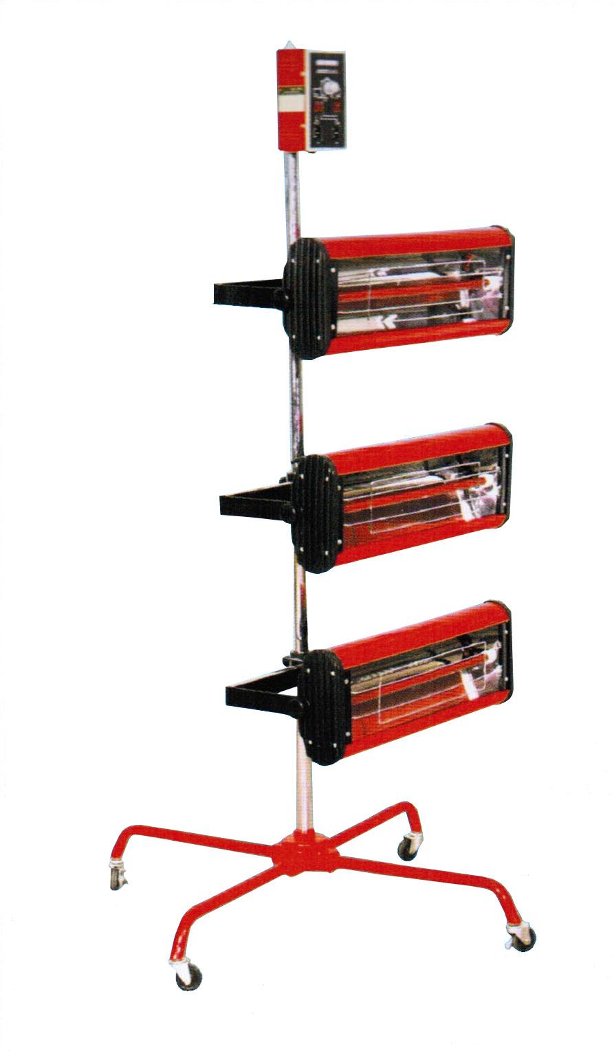 Short Wave Infrared Lamps Pro Teksprayequipment Com