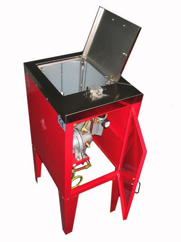 Paint Gun Washer Pro Teksprayequipment Com