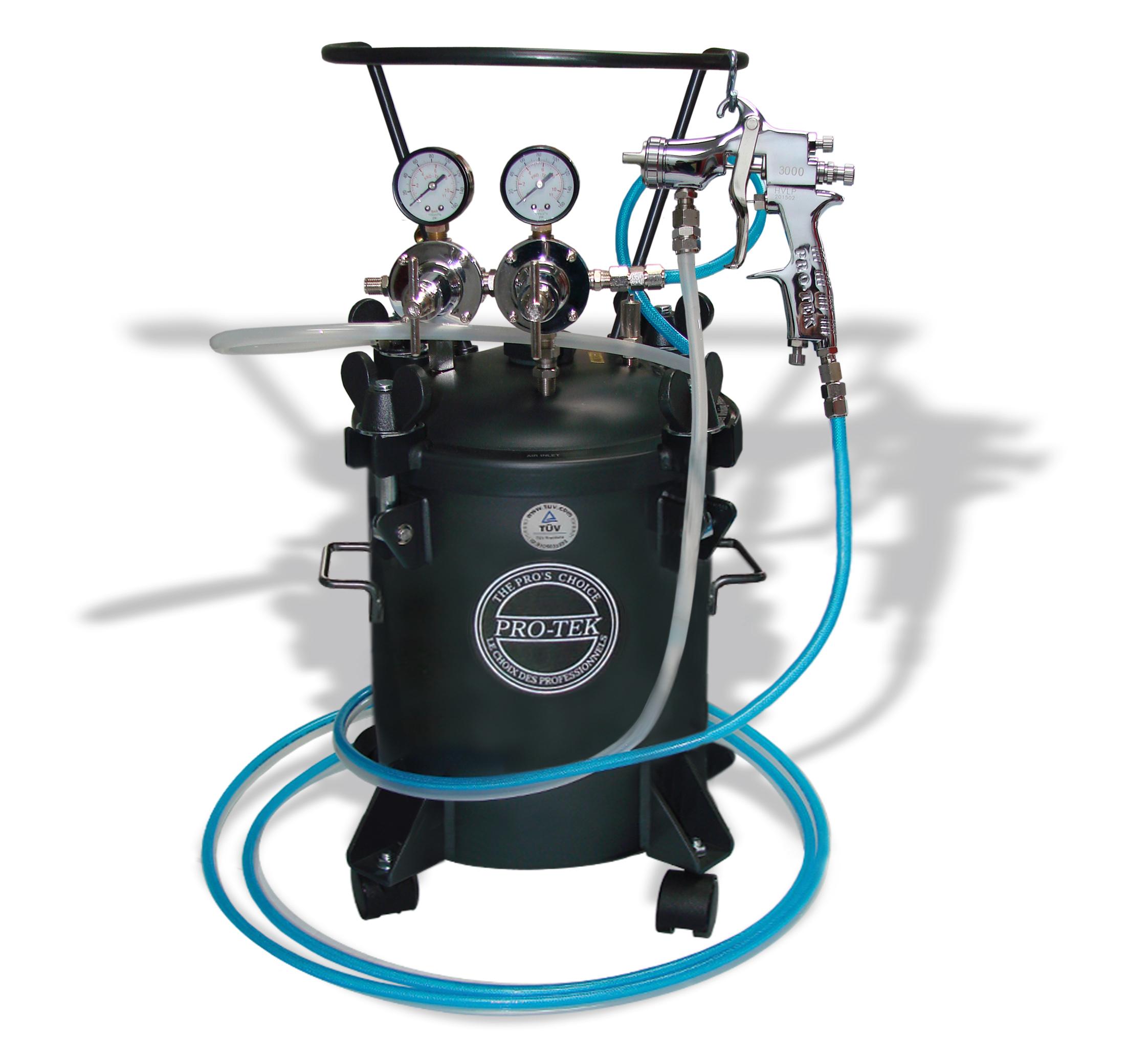 Pressure System Pro Teksprayequipment Com