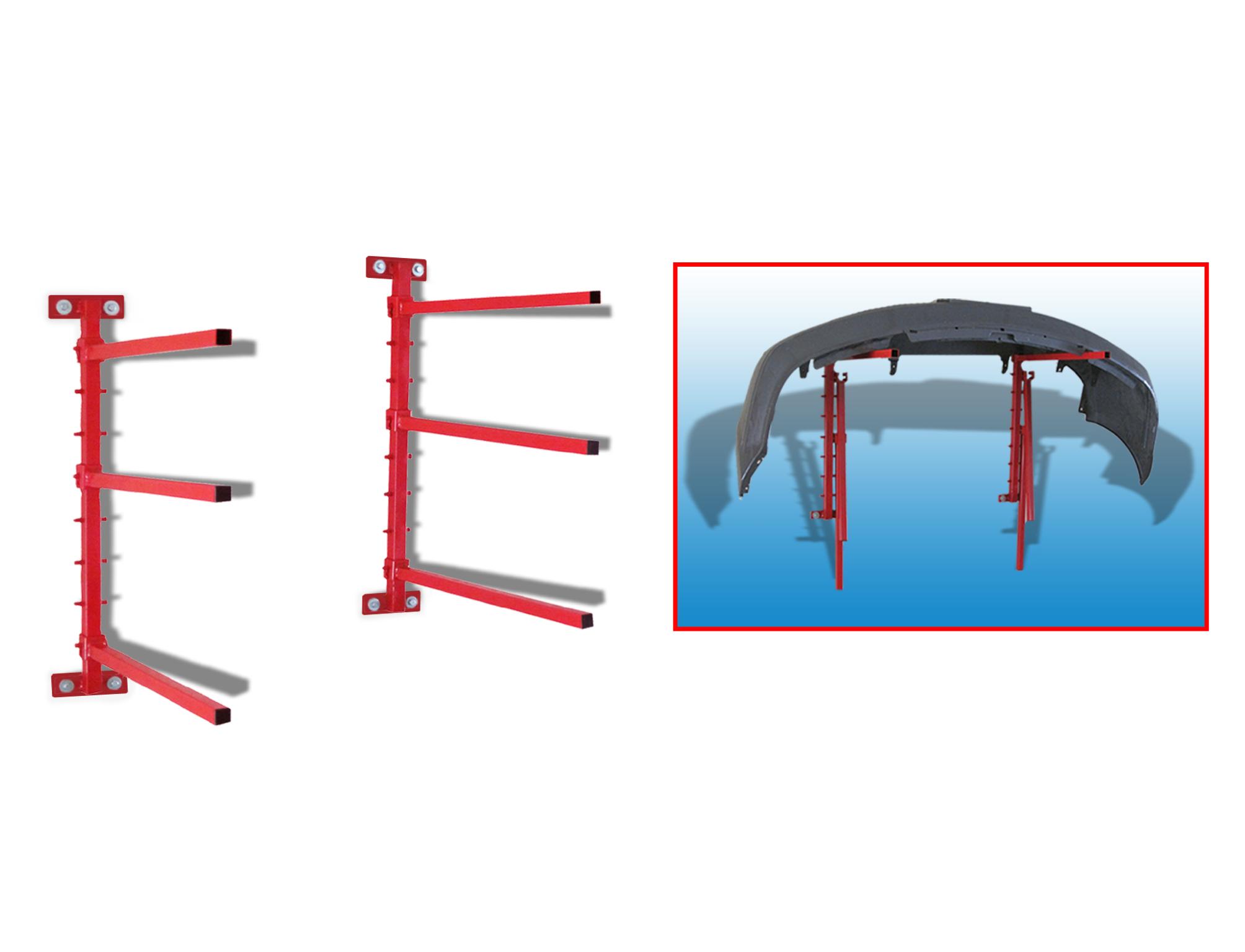 Wall Mount Bumper : Wall mount bumper rack pro teksprayequipment
