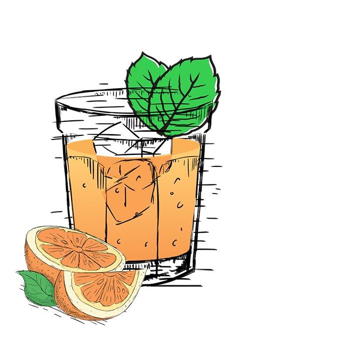 3 recettes de cocktails aux pommes pour la rentrée