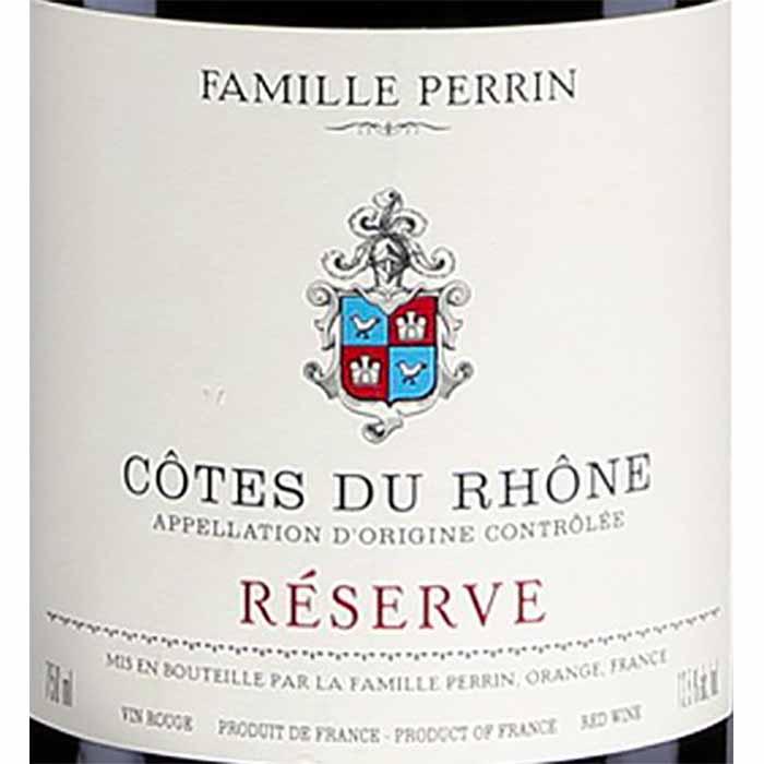 Côtes du Rhône Réserve, Famille Perrin